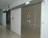 铅门+铅玻璃+医用自动门+放射线防护;