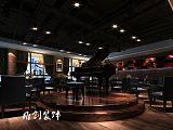 合肥咖啡馆装修、咖啡厅设计、合肥维创装修公司彰显品味的装修设计;