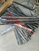 烧结厂环冷机轴端密封钢刷 活动轮钢刷式密封;