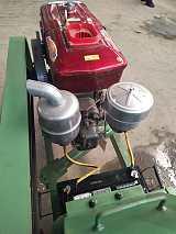 小型移动木屑粉碎机