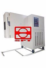 济南斯派GDW系列万能试验机专用高低温试验箱(落地式)