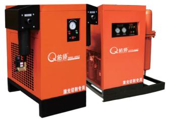 撬裝式高溫型冷凍式干燥機----YQHZ-140QAH冷干機 _14立方空氣干燥