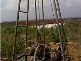 佳木斯郊区新科技钻井队