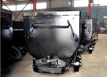 MGC1.7-9D固定车箱式矿车