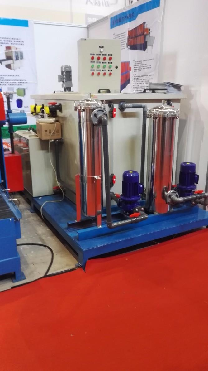 超聲波研磨清洗廢水處理設備