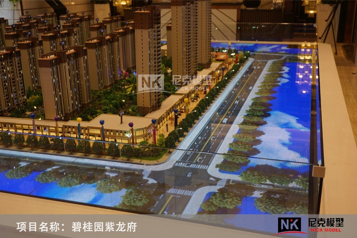上海尼克模型 製作 上海沙盤模型製作 上海建築模型製作