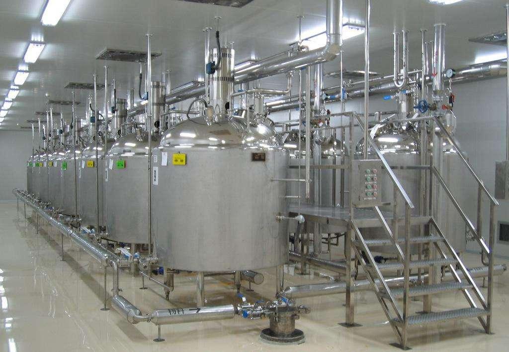 了解饮料生产线,零距离探秘饮料的整个罐装的过程