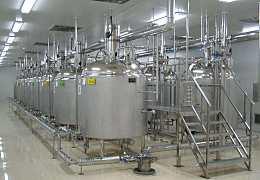 了解飲料生產線,零距離探秘飲料的整個罐裝的過程
