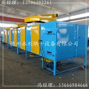 山东直销猫砂烘干机 膨润土干燥机 大型烘干设备
