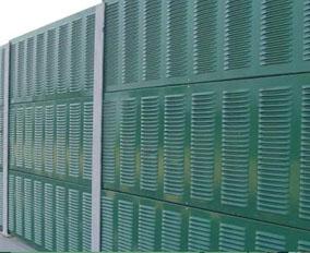 河北安平思固爾聲屏障隔音牆高速聲屏障廠家