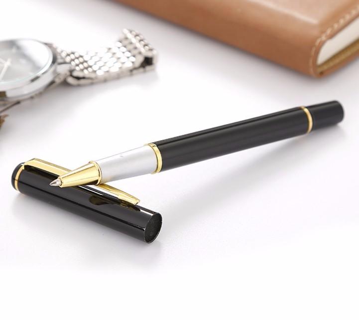 四川商務辦公金屬中性筆水性筆金屬廣告寶珠筆簽字筆