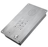 潔凈室專用電話機,嵌入式免提對講,無塵室不銹鋼電話;