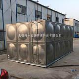 無錫廠家年終促銷各種規格組合式方形不鏽鋼水箱;