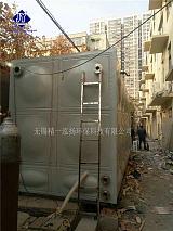 无锡精一泓扬厂家直销304-2B材质中水回用不锈钢水箱;