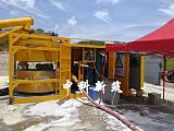 泡沫混凝土设备全自动高速公路回填好助手;