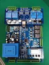 起重电磁吸盘控制板,无触点吸盘控制板,可控硅触发板;