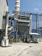 河南安阳粉尘空气收集袋式除尘器公司直销;