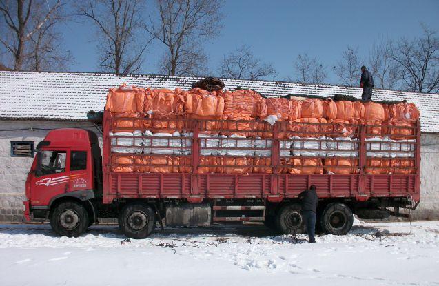 矿石吨袋,矿粉吨袋,桥梁预压吨袋,萤石吨袋