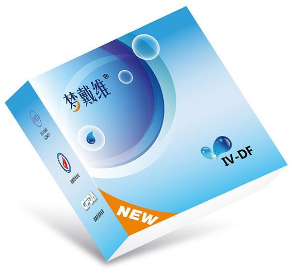 北京個性化夢戴維角膜塑形鏡控製近視發展