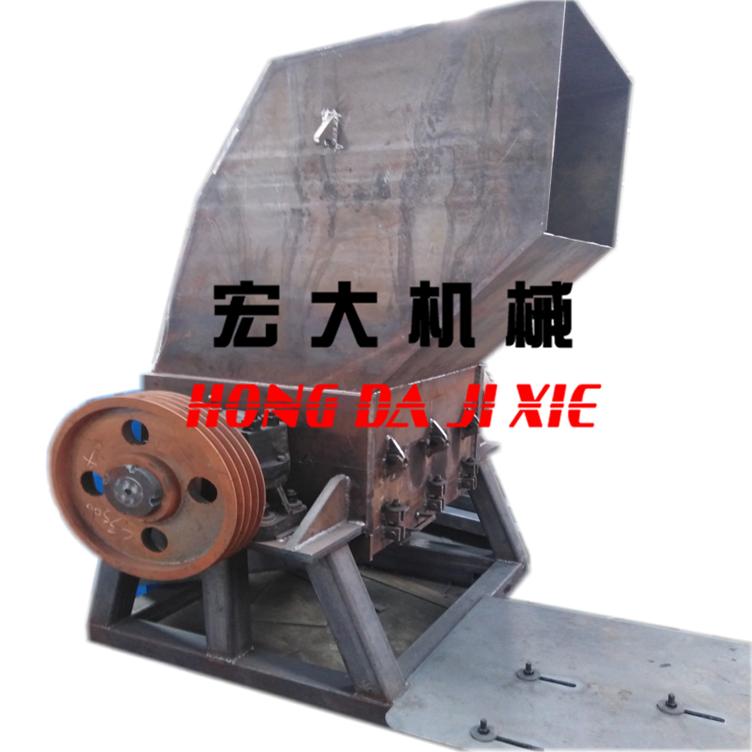 山东宏大塑料机械现货定制厂家直销重型粉碎机破碎机橡胶破碎专用破碎机