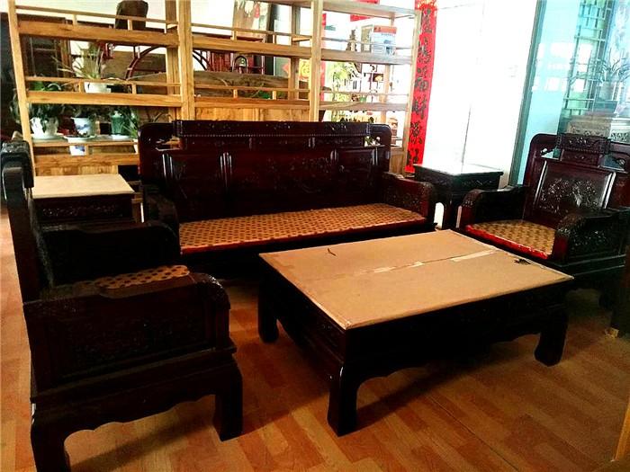 仿古中式家具 明清古典家具 实木家具定制批发厂