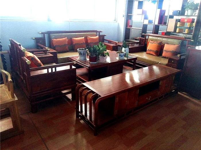 明清仿古家具 古典中式家具 明清茶楼家具定制厂