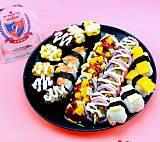 英斐国际寿司专业培训,靠谱!