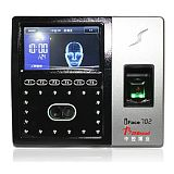 Iface702-P掌静脉面部考勤机