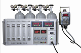台式气体报警仪传感器综合校验装置
