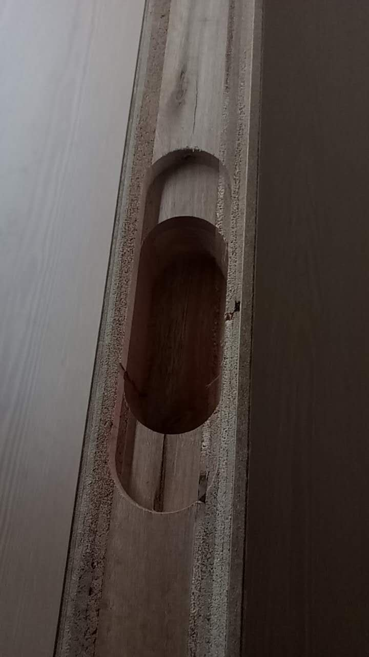 上海舒平精工2分鍾智造一扇門