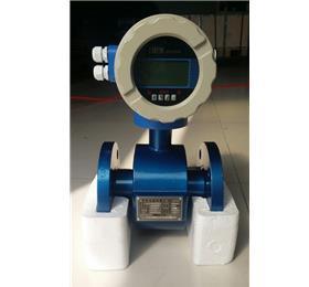 鋰電池供電磁流量計 導電液體熱量水表廠家直銷