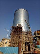 天津億誠建安提供水泥廠礦粉廠生產線安裝;