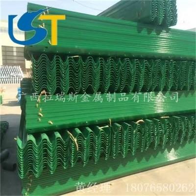 钦州波形护栏生产厂家支持定做高速公路护栏 带安装