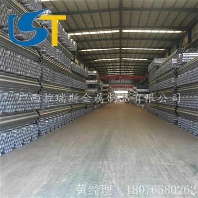 广西贺州波形护栏厂家直供公路护栏产品