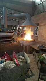 湖南选电炉除尘器 中频炉除尘设备 就选德力鑫优质除尘设备生产厂家