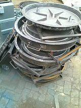 道路水泥井蓋模具|大街水泥井蓋模具|井蓋鋼模具;