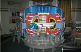 核反应堆模型 核电模型;