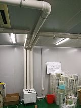 电子车间印刷厂纺织业工业加湿机+空气增湿器设备;