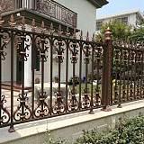 张家口道路护栏锌钢护栏,铁艺栅栏,PVC塑钢护栏,欧式栅栏;