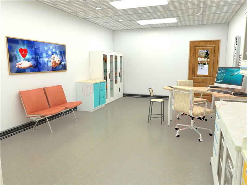廣州導醫台定製,治療櫃定製,處置櫃定製