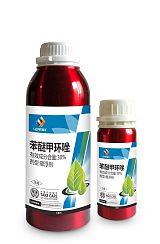30%苯醚甲环唑 赤星病特效药 苯醚甲环唑正规杀菌剂生产厂家;