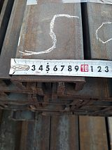 PFC100*50*10英標槽鋼現貨直發 廣州英標平行腿槽鋼特許經銷;