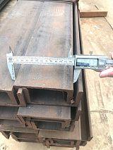 汕头英标槽钢现货代理 PFC125*65*15直腿槽钢一支起售;