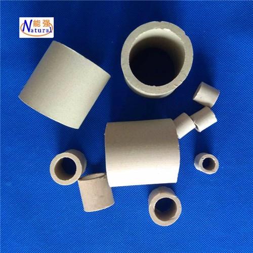 生产厂家供应陶瓷拉西环 陶瓷填料物美价廉冷却塔填料 拉西环