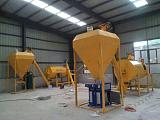 干粉砂浆成套设备全自动生产线设计定制安装维修;