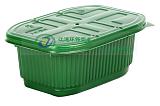 一次性自熱餐盒定制_PP環保塑料自加熱餐盒廠家;