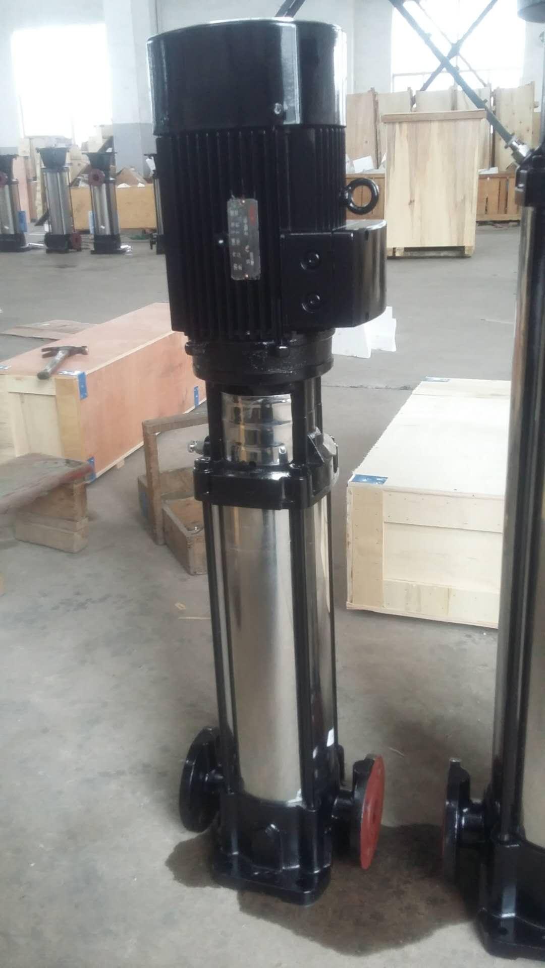 ?恩达泵业JGGC4.8-150多级不锈钢泵