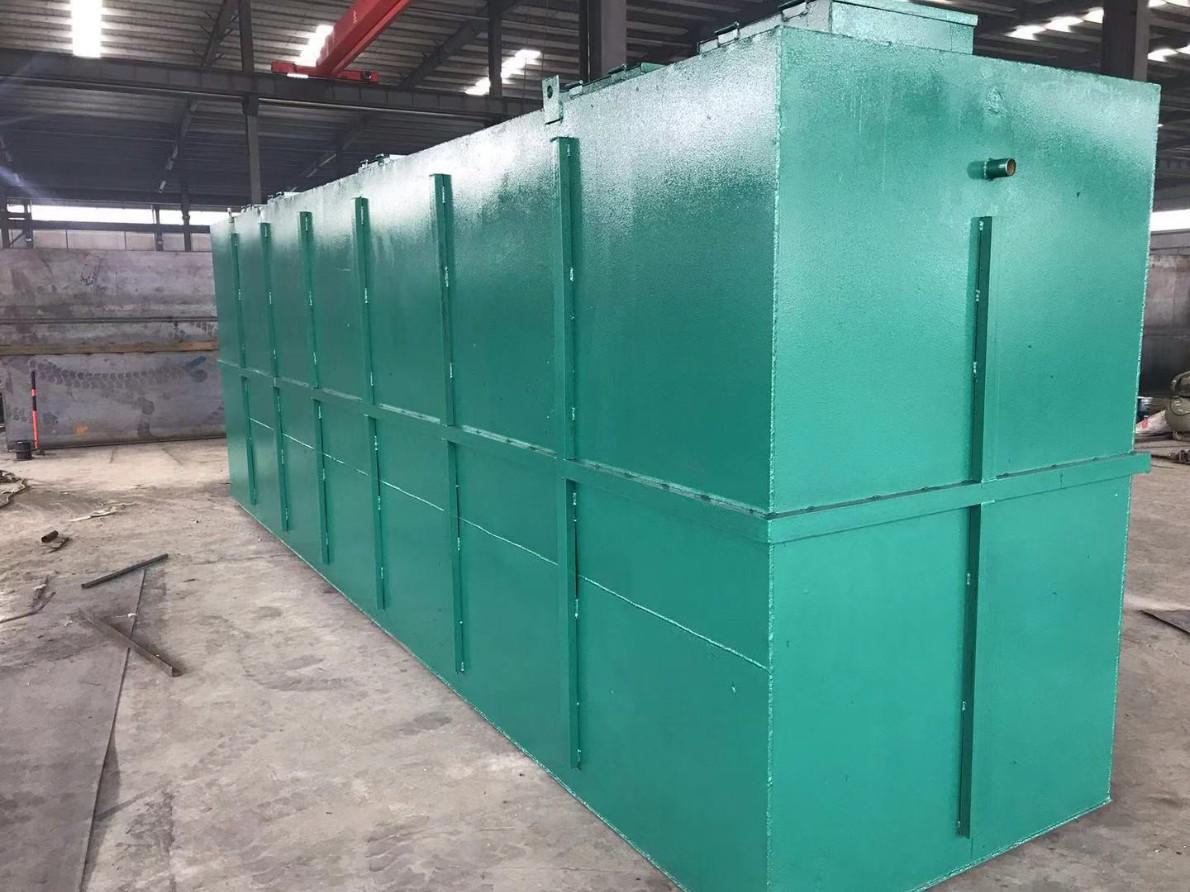 地埋式一體化汙水處理設備農村生活醫院小型醫療廢水汙水處理設備