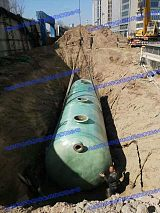 北京地埋式生活污水处理设备