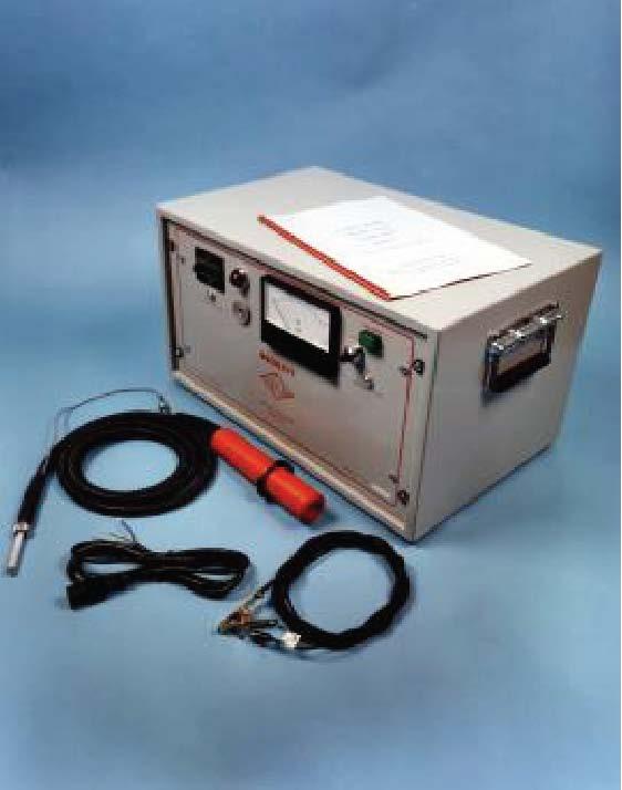英国进口DCCT橡胶绝缘层检测仪
